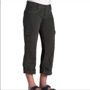 Kuhl Splash Roll Up Pants black 8